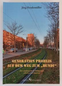 """GENERATION PROHLIS AUF DEM WEG ZUM """"BUNDI"""""""
